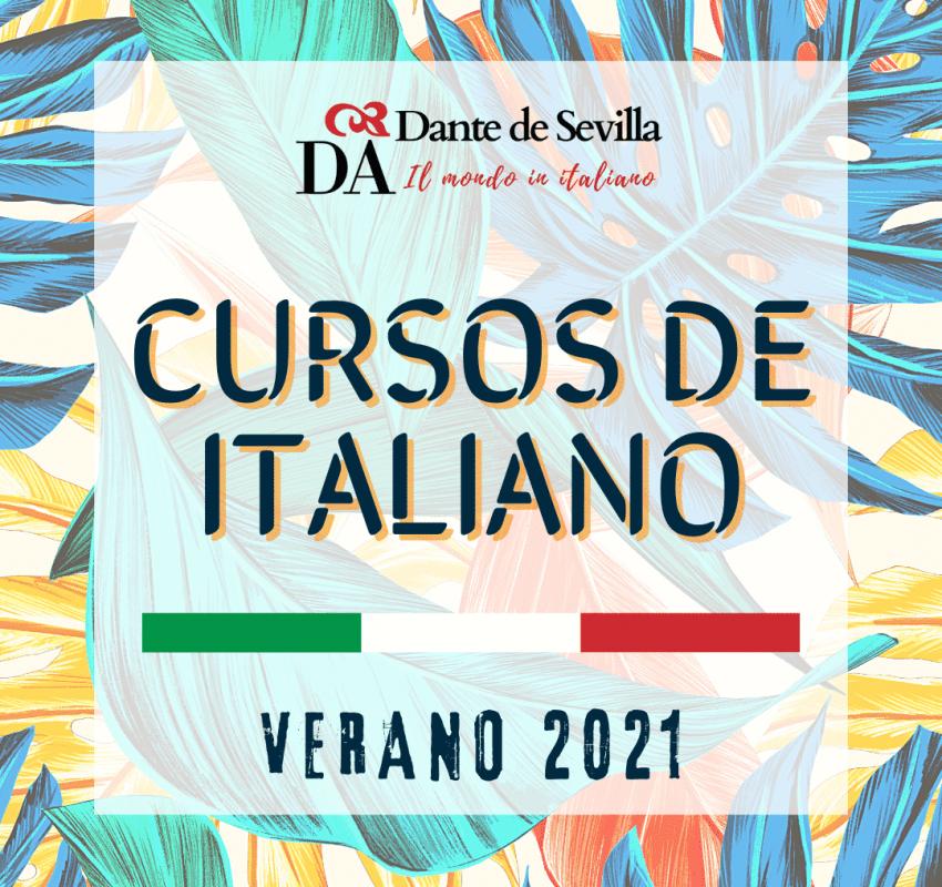 Cursos de italiano verano 2021